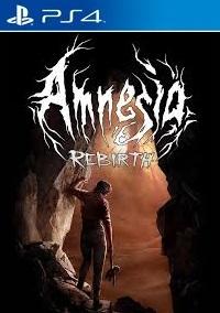 Amnesia Rebirth ps4 download code
