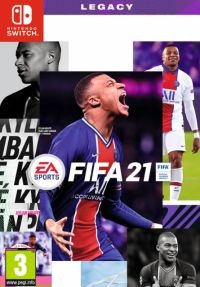 FIFA 21 Switch download code