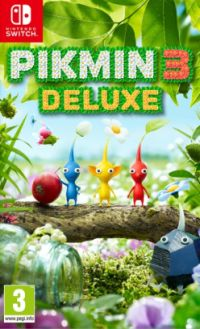 Pikmin 3 Switch download code