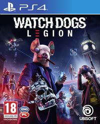 Watch Dogs Legion ps4 download code