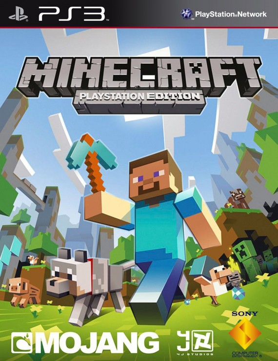 Minecraft download ps3 code
