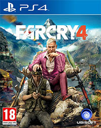 Far Cry 4 ps4 download free redeem code