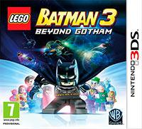 Lego Batman 3 beyond gotham 3ds download free redeem code