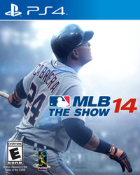 MLB 14 The Show ps4 free redeem code