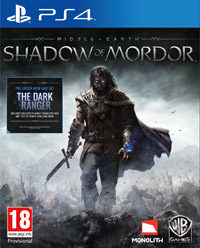 Middle earth Shadow of Mordor ps4 free redeem code download