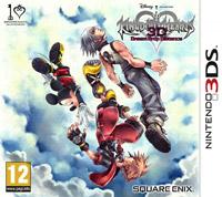 Kingdom Hearts Dream Drop Distance 3ds free redeem codes