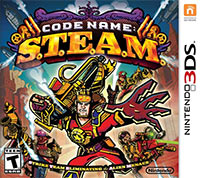 Code Name Steam 3ds download free redeem codes
