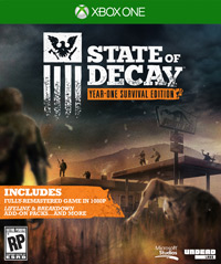 State of Decay xboxone free redeem codes download