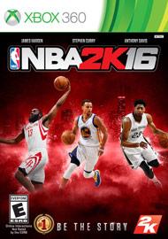 NBA 2K16 xbox360 free redeem codes download