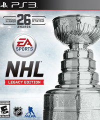 NHL Legacy Edition ps3 free redeem codes