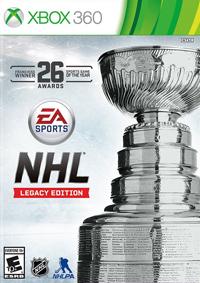 NHL Legacy Edition xbox360 free redeem codes