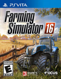 Farming Simulator 16 psvita free redeem codes download