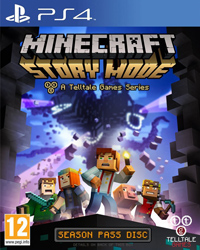 Minecraft Story Mode ps4 free redeem codes download