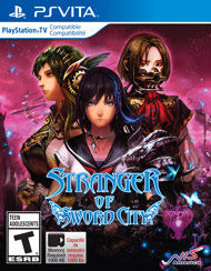 Stranger of Sword City psvita free redeem codes