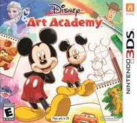 Disney Art Academy 3ds free redeem codes download