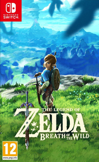 The Legend of Zelda Breath of the Wild Nintendo Switch download free