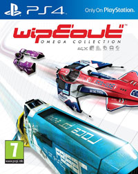 WipEout Omega Collection ps4 download free redeem codes