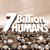 7 Billion Humans Switch