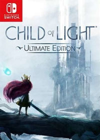 Child of Light Nintendo Switch