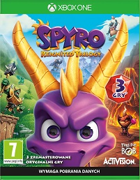 Spyro Reignited Trilogy XBOX ONE