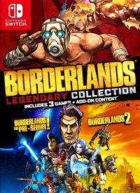 Borderlands Legendary Collection Switch download code