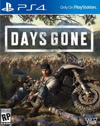 Days Gone PS4 download code