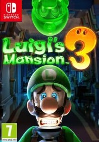 Luigis Mansion 3 Switch download code