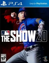 MLB The Show 20 PS4 download code