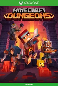 Minecraft Dungeons Xbox One download code
