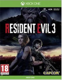 Resident Evil 3 XBOX ONE download code