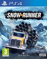SnowRunner ps4 download code