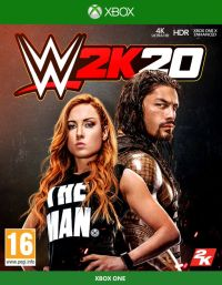 WWE 2K20 XBOX ONE download code