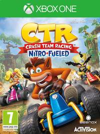 Crash Team Racing xbox one download code