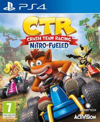 Crash Team Racing ps4 download code