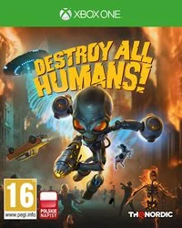 Destroy All Humans xbox one download code