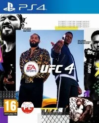 EA Sports UFC 4 ps4 download code