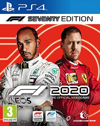 F1 2020 ps4 download code