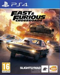 Fast & Furious ps4 download code
