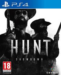 Hunt Showdown ps4 download code