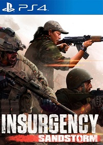 Insurgency Sandstorm ps4 download code