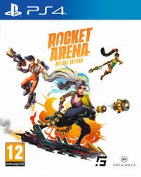 Rocket Arena ps4 download code