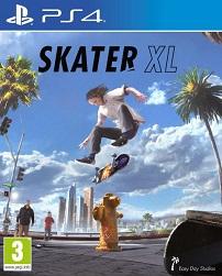 Skater XL ps4 download code