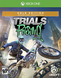 Trials Rising xbox one download code