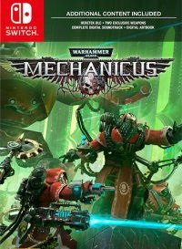 Warhammer 40000 Mechanicus Switch download code