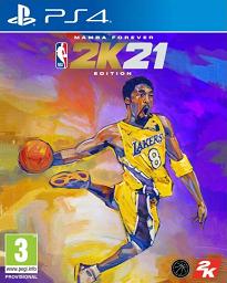 NBA 2K21 ps4 download code