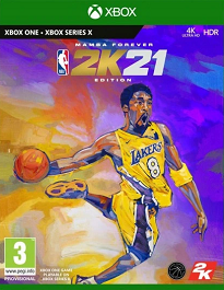 NBA 2K21 xbox one download code
