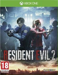 Resident Evil 2 Xbox One download code