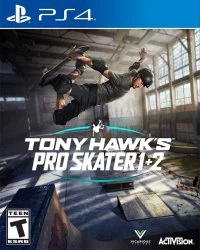 Tony Hawk's Pro Skater 1+2 ps4 download code