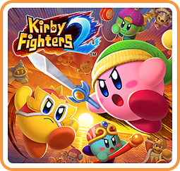 Kirby Fighters 2 Switch download code