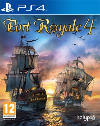 Port Royale 4 ps4 download code